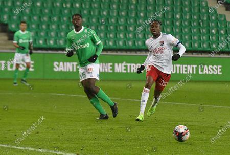 Tino Kadewere Olympique Lyonnais