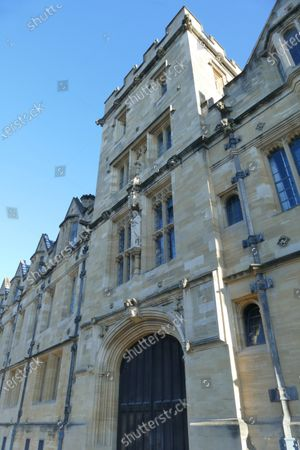St John's College Oxford which owns the Lamb & Flag pub