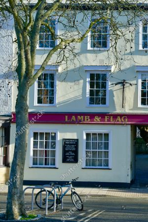 The Lamb & Flag in Oxford that opened in 1566 and was a favourite of JRR Tolkien, CS Lewis and Thomas Hardy is forced out of business by lockdown, the pub owned by nearby St. John's College they named it after the two symbols of St John the Baptist: a lamb and a flag, shown on the innÕs sign. It is believed Thomas Hardy wrote much of his last novel Jude The Obscure in the late 19th Century at the pub and JRR Tolkien and CS Lewis's literary group the Inklings were also known to frequent the pub between the early 1930s and late 1949.