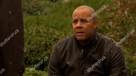 Emmerdale - Ep 8953 Wednesday 27th January 2021 Marlon Dingle, worried about Ellis, urges Al Grant, as played by Michael Wildman, to fight for his son