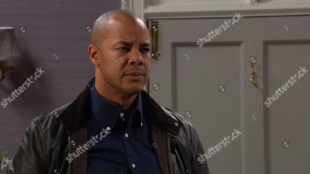 Emmerdale - Ep 8966 Thursday 11th February 2021 - 1st Ep Al Grant, as played by Michael Wildman, joins Charity Dingle as she's getting drunk and he soon manipulates vulnerable Charity to admit the details of Debbie's revenge on him. Full of self loathing, she suggests they go upstairs, callous Al decides to go along with it, determined to make Debbie pay? Will Charity be left at rock-bottom?