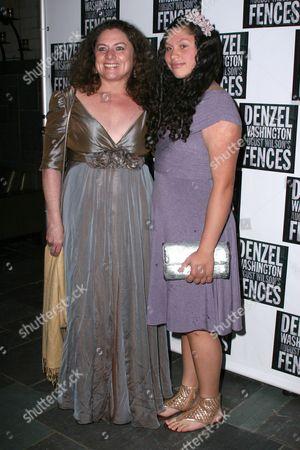 Constanza Romero and Azula Carmen Wilson