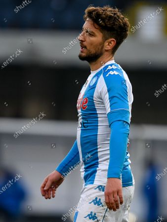 Stock Picture of Dries Mertens (Napoli)