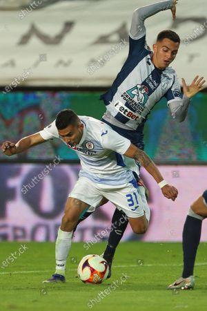 Editorial image of Pachuca vs Cruz Azul, Mexico - 25 Jan 2021