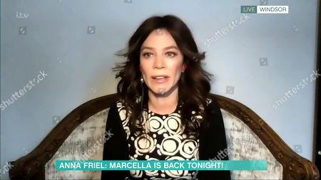 Editorial photo of 'This Morning' TV Show, London, UK - 26 Jan 2021