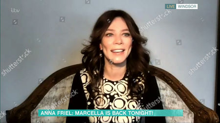 Stock Picture of Anna Friel
