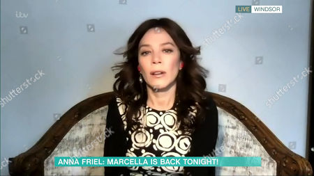 Editorial image of 'This Morning' TV Show, London, UK - 26 Jan 2021