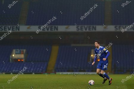 Stock Image of Stephen Ward of Ipswich Town (3)