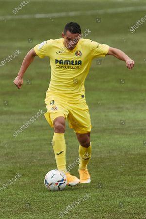 Stock Photo of Carlos Bacca of Villarreal CF