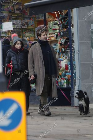 Editorial picture of Exclusive - Helena Bonham Carter out and about, Hampstead, London, UK - 26 Jan 2021