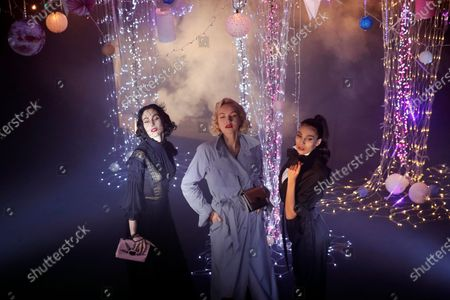 Editorial image of Fashion Haute Couture S/S 2021 Fournie, Paris, France - 07 Jan 2021