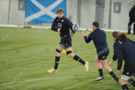 Richie Gray - Scotland lock.