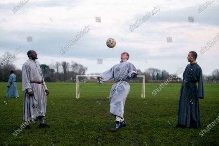 Footballing friars, Portsmouth