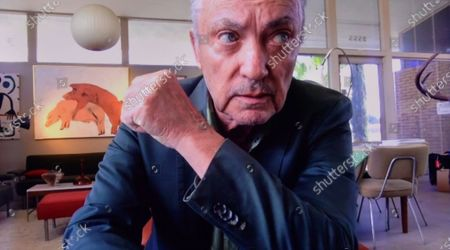 Stock Picture of Exclusive - Udo Kier - The Blazing World