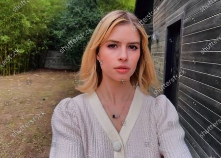 Exclusive - Carlson Young - 'The Blazing World'