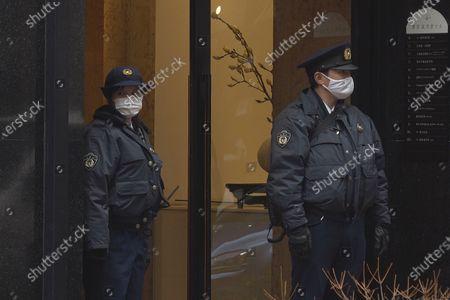 29 million USD ruby stolen, Tokyo