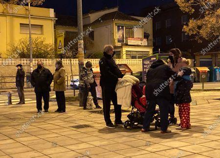 Earthquake strikes Granada
