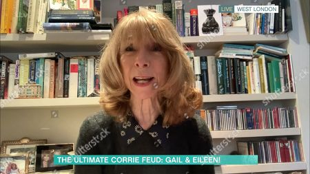 Editorial image of 'This Morning' TV Show, London, UK - 27 Jan 2021