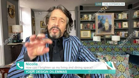 Stock Picture of Laurence Llewelyn-Bowen