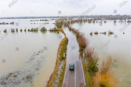 Seasonal weather, flooding, UK