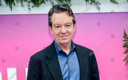 """Lawrence Wright attends the Hulu 2017 Upfront Presentation, in New York. One of the first book-length inside accounts of the worldwide spread of COVID-19 will be coming out in June. Wright's """"The Plague Year,"""" which builds on a New Yorker story that ran earlier this month, will be published June 8"""