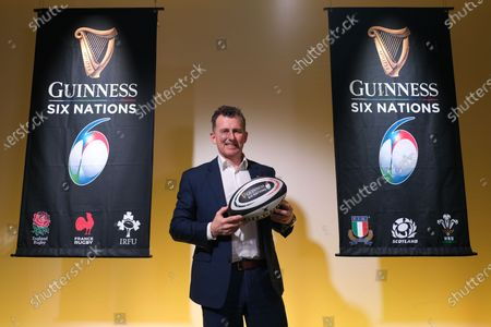 Editorial picture of 2021 Guinness Six Nations Championship Launch - 27 Jan 2021