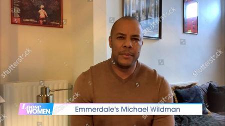 Stock Picture of Michael Wildman