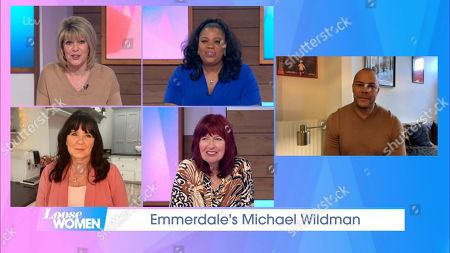 Editorial picture of 'Loose Women' TV Show, London, UK - 27 Jan 2021