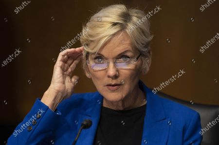 Secretary of Energy Jennifer Granholm confirmation hearing, Washington DC