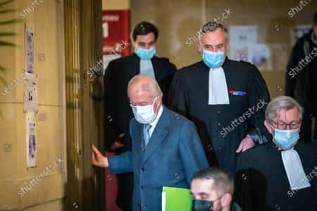 Trial of Balladur and Leotard in Karachi Case, Paris