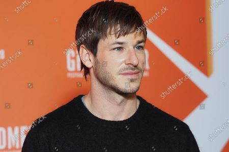 Stock Picture of Gaspard Ulliel