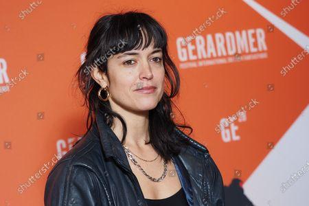 Editorial photo of Jury photocall, Gerardmer Fantastic Film Festival, Paris, France - 27 Jan 2021