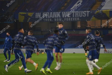 Editorial picture of Chelsea FC vs Wolverhampton Wanderers, London, United Kingdom - 27 Jan 2021