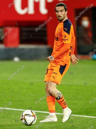 Stock Photo of Jason Remeseiro of Valencia CF