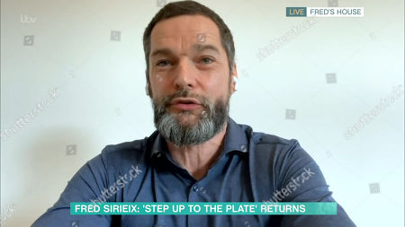 Stock Image of Fred Sirieix