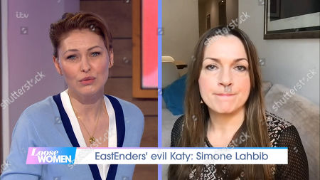 Editorial picture of 'Loose Women' TV Show, London, UK - 28 Jan 2021