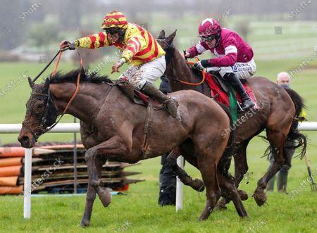 Editorial picture of Gowran Racing, Gowran Racecourse, Co. Kilkenny - 28 Jan 2021