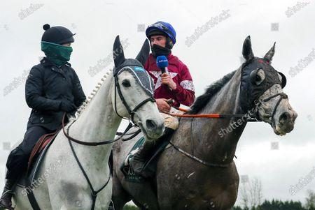 Editorial photo of Gowran Racing, Gowran Racecourse, Co. Kilkenny - 28 Jan 2021