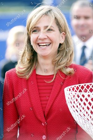 Royal Spanish Crown Infanta Cristina de Borbon aka Princess Cristina
