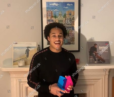 Stock Picture of Sheku Kanneh-Mason lands top specialist classical album of the year