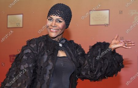 """Actress Cicely Tyson arrives at the unveiling of director and producer Tyler Perry's new motion picture and television studio in Atlanta on . Tyson, the pioneering Black actress who gained an Oscar nomination for her role as the sharecropper's wife in """"Sounder,"""" a Tony Award in 2013 at age 88 and touched TV viewers' hearts in """"The Autobiography of Miss Jane Pittman,"""" has died. She was 96. Tyson's death was announced by her family, via her manager Larry Thompson, who did not immediately provide additional details"""