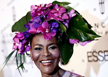 """Honoree Cicely Tyson arrives at the Essence Third Annual """"Black Women in Hollywood Luncheon"""" in Beverly Hills, Calif. on . Tyson, the pioneering Black actress who gained an Oscar nomination for her role as the sharecropper's wife in """"Sounder,"""" a Tony Award in 2013 at age 88 and touched TV viewers' hearts in """"The Autobiography of Miss Jane Pittman,"""" has died. She was 96. Tyson's death was announced by her family, via her manager Larry Thompson, who did not immediately provide additional details"""