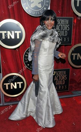 """Cicely Tyson arrives at the 18th Annual Screen Actors Guild Awards on in Los Angeles. Tyson, the pioneering Black actress who gained an Oscar nomination for her role as the sharecropper's wife in """"Sounder,"""" a Tony Award in 2013 at age 88 and touched TV viewers' hearts in """"The Autobiography of Miss Jane Pittman,"""" has died. She was 96. Tyson's death was announced by her family, via her manager Larry Thompson, who did not immediately provide additional details"""