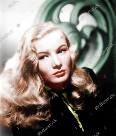 Veronica Lake (born Constance Frances Marie Ockelman; November 14, 1922[1] - July 7, 1973) was an American film, stage, and television actress. Lake won both popular and critical acclaim for her role in Sullivan's Travels and for femme fatale roles in film noirs with Alan Ladd, during the 1940s. She was also well known for her peek-a-boo hairstyle. Lake's career had begun to decline by the late 1940s, in part due to her alcoholism. She made only one film in the 1950s but appeared in several guest appearance roles on television. She returned to the screen in 1966 with a role in the film Footsteps in the Snow, but the role failed to revitalize her career.