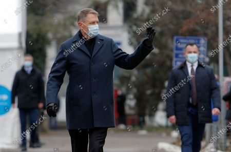Editorial photo of Romania Covid-19 hospital fire, Bucharest - 29 Jan 2021
