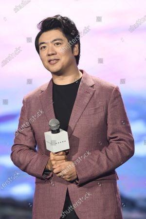 Editorial picture of Famous pianist, Lang Lang had a baby with his wife Gina, China - 28 Jan 2021