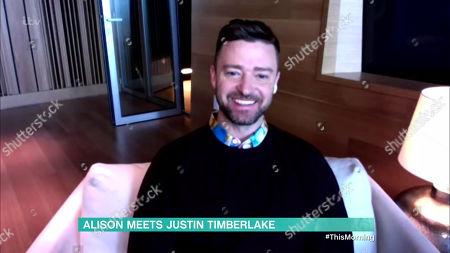 Editorial photo of 'This Morning' TV Show, London, UK - 29 Jan 2021