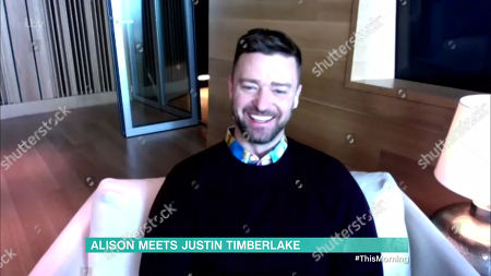 Stock Picture of Justin Timberlake