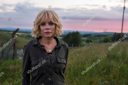 Anna Friel as Marcella Backland.