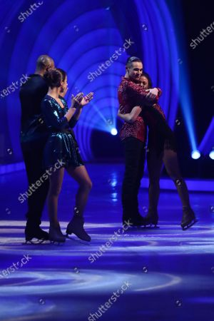 Editorial picture of 'Dancing On Ice' TV show, Series 13, Episode 3, Hertfordshire, UK - 31 Jan 2021